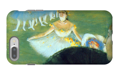 Dancer with a Bouquet iPhone 7 Plus Case by Edgar Degas