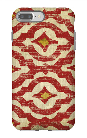 Moroccan Modele IV iPhone 7 Plus Case by Elizabeth Medley