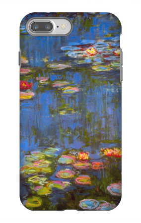 Waterlillies iPhone 7 Plus Case by Claude Monet