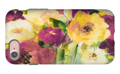 Deep in Purple II iPhone 7 Case by Lanie Loreth
