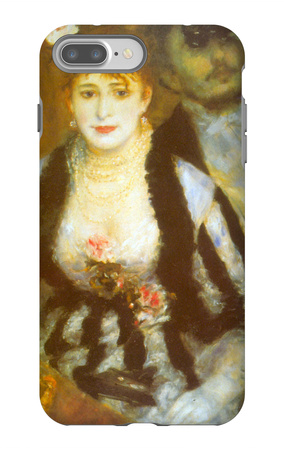 Theatre Box iPhone 7 Plus Case by Pierre-Auguste Renoir