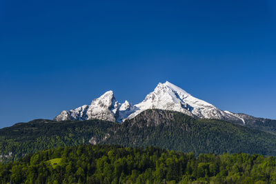 Germany, Bavaria, Upper Bavaria, Berchtesgadener Land, Berchtesgaden Photographic Print by Udo Siebig