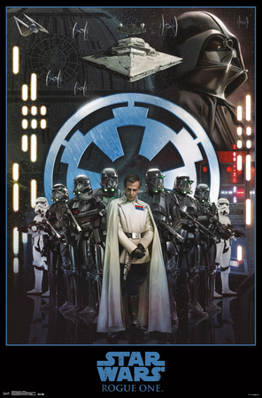 Star Wars: Rogue One- Empire In Command Prints