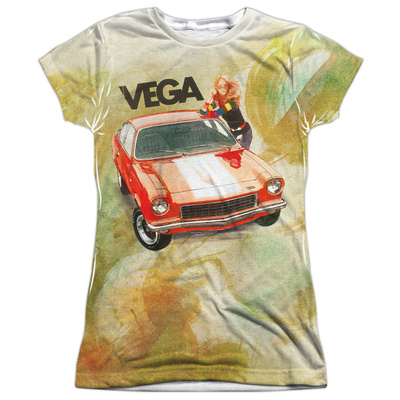 Juniors: Chevrolet- Vega Chill Shirts