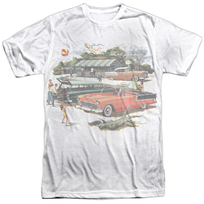 Chevrolet- The Family Picnic T-shirts