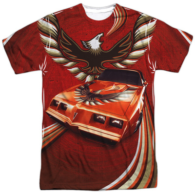 Pontiac- Firebird Phoenix Flight T-shirts