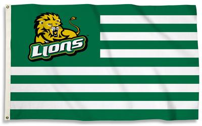 NCAA Southeastern Louisianna Lions Flag with Grommets Flag