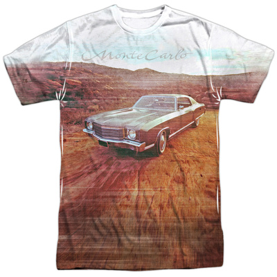 Chevrolet- Monte Carlo Western Style T-Shirt