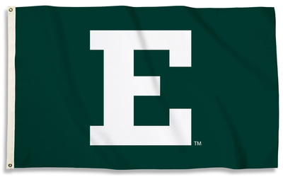 NCAA Eastern Michigan Eagles Flag with Grommets Bandera