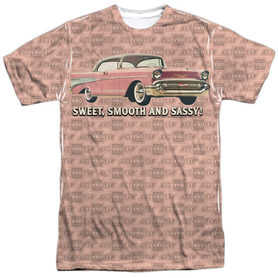 Chevrolet- Sweet, Smooth & Sassy! Shirts