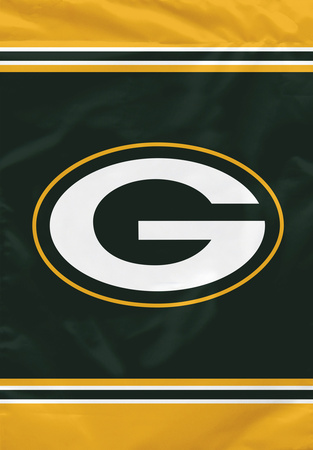 NFL Green Bay Packers House Banner Flag