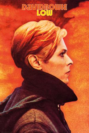 David Bowie- Low Album Cover Plakát