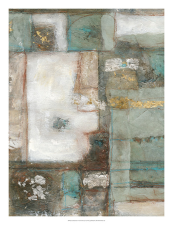 Enchantment I Premium Giclee Print by Beverly Crawford