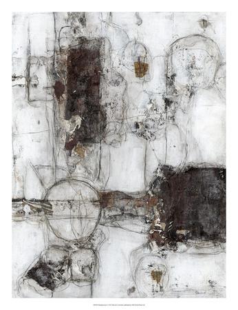 Metaphysical I Premium Giclee Print by Beverly Crawford