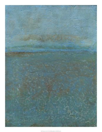 Aegean Sea I Premium Giclee Print by J. Holland