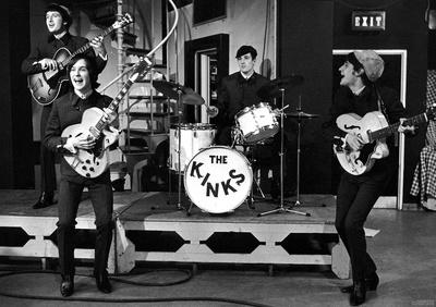 The Kinks- Ready Steady Go! 1965 Prints