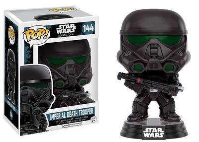 Star Wars Rogue One - Imperial Death Trooper POP Figure Legetøj
