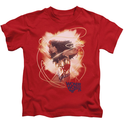 Juvenile: Wonder Woman- 75Th Anniversary Radiance T-Shirt