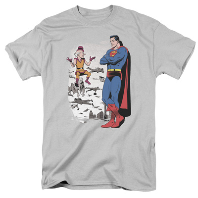 Superman- The Impish Mr Myxlplyx T-Shirt