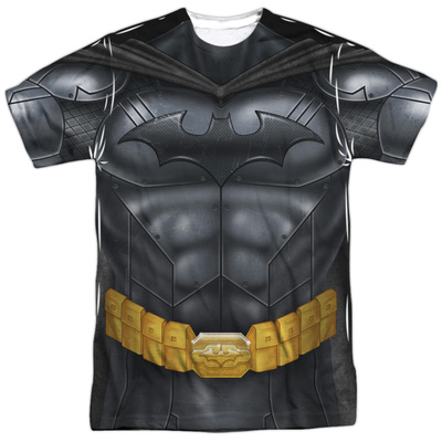 Batman- Body Armour Costume Tee T-Shirt