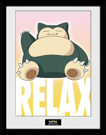 Pokemon - Snorlax Collector-tryk