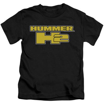 Juvenile: Hummer- H2 Block Logo T-shirts