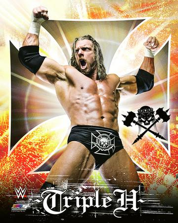 Triple H Composite Photo