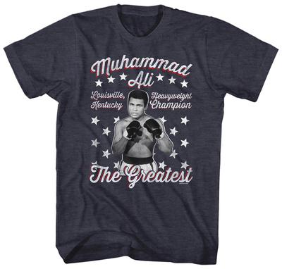 Muhammad Ali- Louisville Great T-shirts