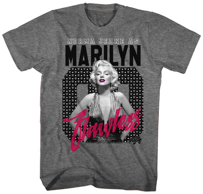 Marilyn Monroe- Norma Jean Flawless T-shirts