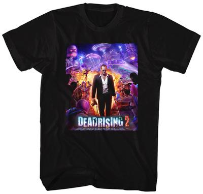 Dead Rising 2- Uranus Zone Action T-shirts
