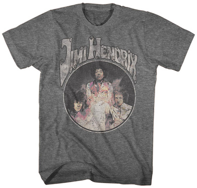 Jimi Hendrix- The Experince Distressed T-Shirts