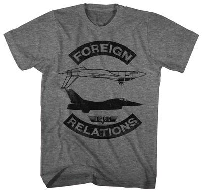 Top Gun- Foreign Relations Shirts