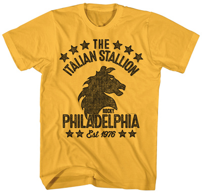 Rocky- Philly Italian Stallion Tshirts