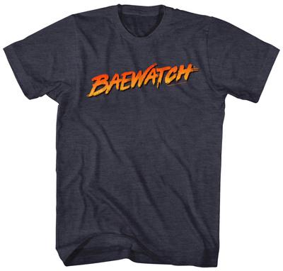 Baywatch- Baewatch Logo T-shirts