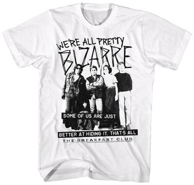 The Breakfast Club- All Pretty Bizarre T-shirts
