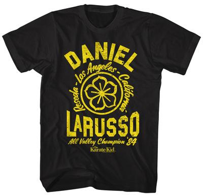 Karate Kid- Daneil All Valley Champ '84 Shirts