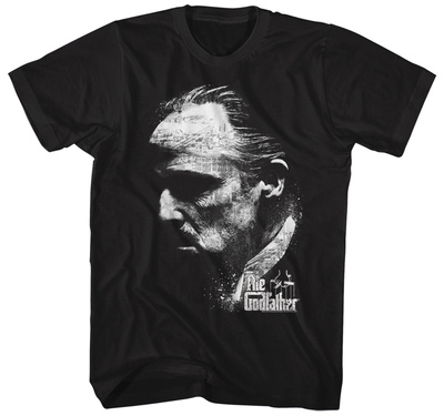 The Godfather- City In Profile T-Shirt