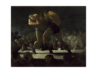 Club Night, 1907 Giclee Print by George Bellows