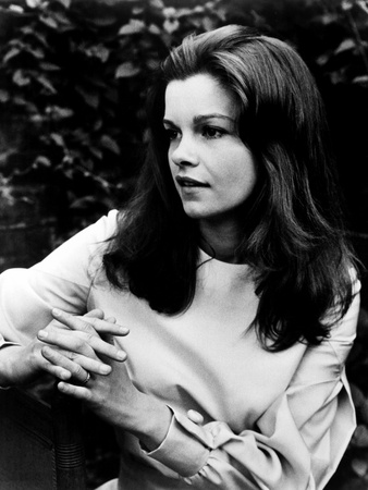 Anne of the Thousand Days, Genevieve Bujold, on Location in England, 1969 Photo