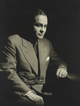 Ralph Bunche, African American Political Scientist, Academic, and Diplomat in 1957 Photo