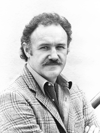 The Domino Principle, Gene Hackman, 1977 Photo