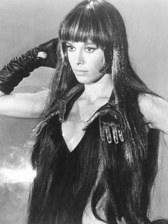Barbarella, Anita Pallenberg, 1968 Photo