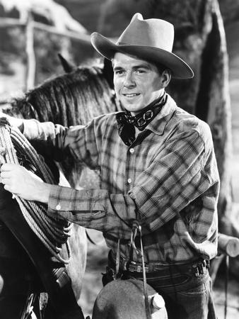 The Bad Man, Ronald Reagan, 1941 Photo