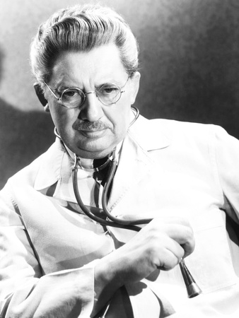 The Courageous Dr. Christian, Jean Hersholt, 1940 Photo