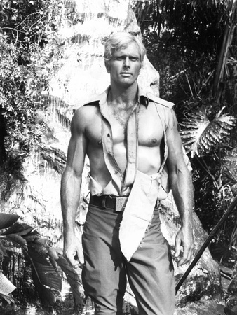 Doc Savage: the Man of Bronze, Ron Ely, 1975 Photo