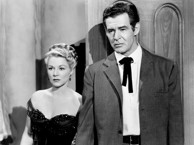 Best of the Badmen, from Left, Claire Trevor, Robert Ryan, 1951 Photo