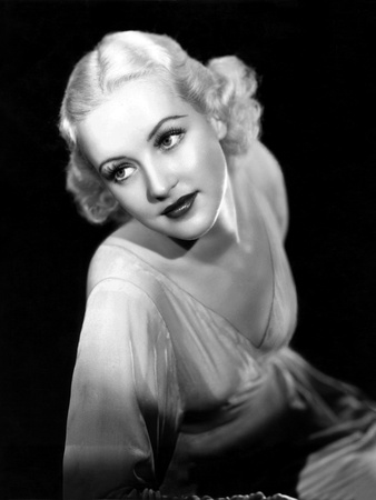 The Nitwits, Betty Grable, 1935 Photo