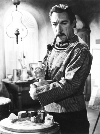 Lust for Life, Anthony Quinn as Paul Gauguin, 1956 Photo