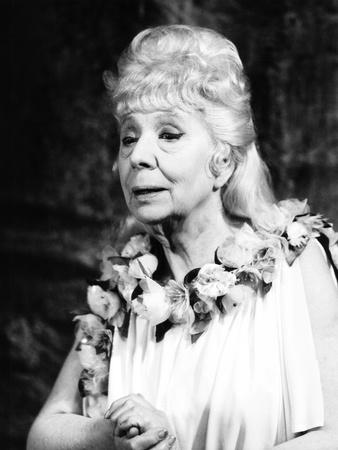 Scrooge, Edith Evans, 1970 Photo