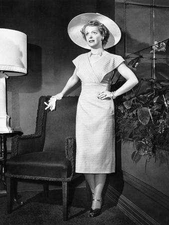 Secret Beyond the Door, Natalie Schafer, 1947 Photo